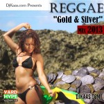 "DJ Kaas presents: Reggae ""Gold & Silver"" 2013 Mix"